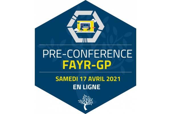 Préconférence FAYR GP - Indépendance en Santé