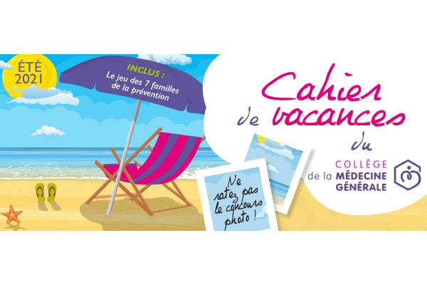 Cahier de vacances du CMG 2021